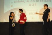 [Impro Paris Rencontre d'impro avec la LIQA à Jean Dame 133]