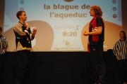 [Impro Paris Rencontre d'impro avec la LIQA à Jean Dame 158]