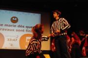 [Impro Paris Rencontre d'impro avec la LIQA à Jean Dame 241]