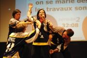 [Impro Paris Rencontre d'impro avec la LIQA à Jean Dame 249]