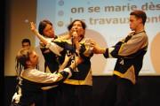 [Impro Paris Rencontre d'impro avec la LIQA à Jean Dame 259]