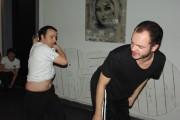 [Impro Paris Cabaret avec les Nimprotekoa à Annecy 91]